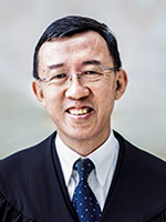 Portrait of Justice Andrew Phang Boon Leong, Judge of Appeal