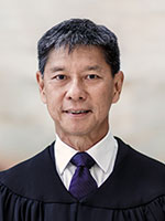 Portrait of Justice Choo Han Teck, High Court Judge
