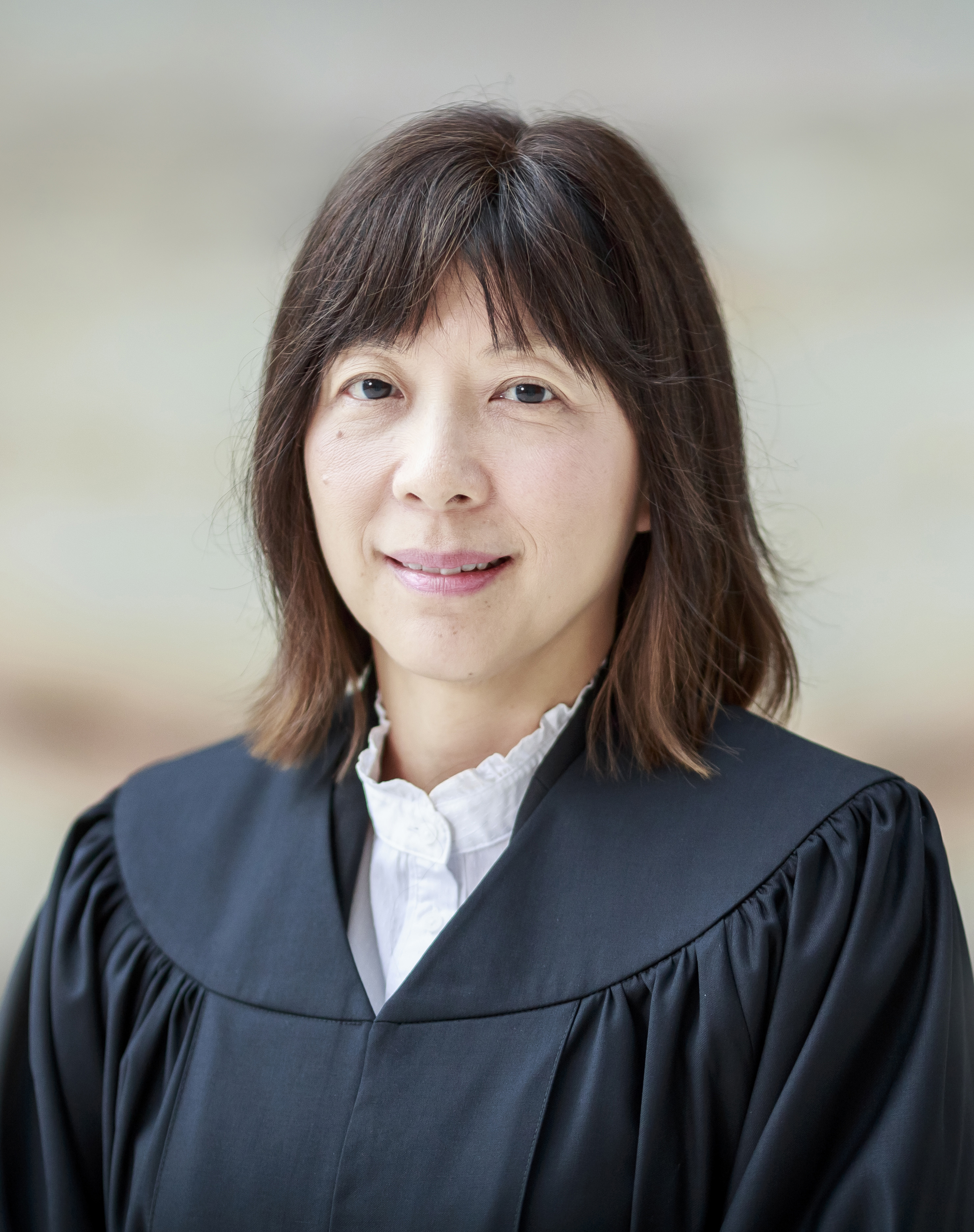 Portrait of Justice Debbie Ong, High Court Judge