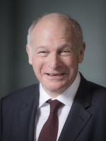 Portrait of Justice Lord Neuberger of Abbotsbury, International Judge