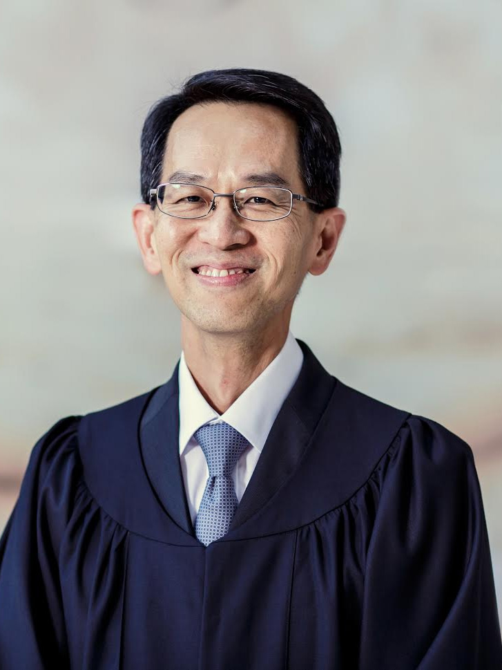 Portrait of Justice See Kee Oon, High Court Judge