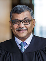 Portrait of The Honourable the Chief Justice Sundaresh Menon