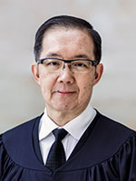 Portrait of Justice Tay Yong Kwang, Judge of Appeal