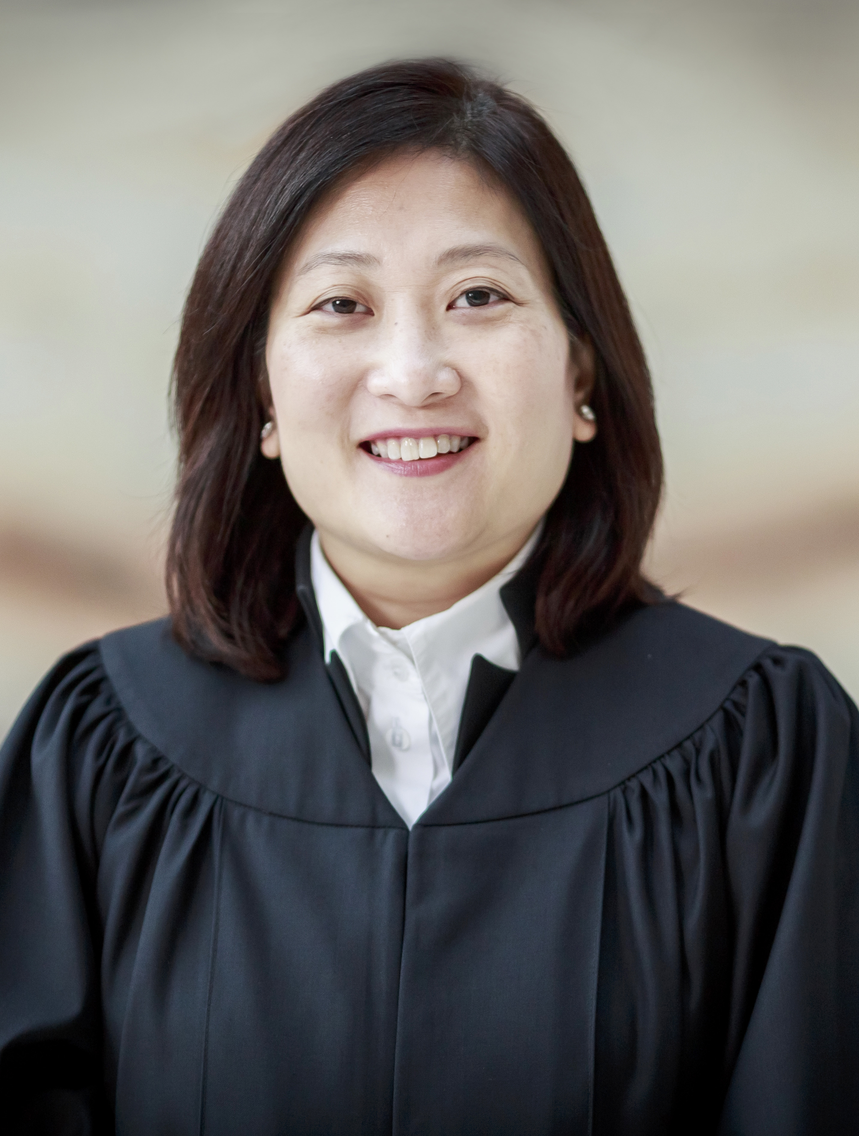 Portrait of Justice Valerie Thean, High Court Judge